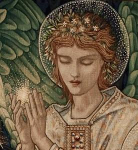 Adoration of the Magi, Tapestry Burne-Jones